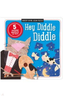 Hey Diddle Diddle (Jigsaw board book)