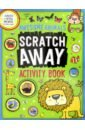 Scratch Away Activity Book. Awesome Animals цена и фото
