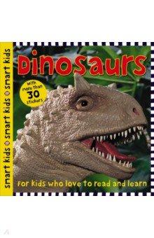 Купить Dinosaurs, Priddy Books, Книги для детского досуга на английском языке