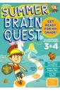 Walker Persephone, Piddock Claire Summer Brain Quest. Between Grades 3 & 4