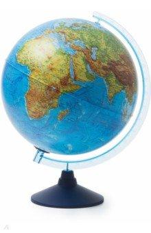 Интерактивный глобус Земли физико-политический (d=320 мм, с подсветкой) (INT13200289)