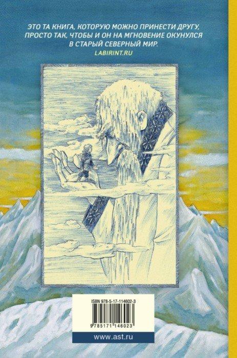 Иллюстрация 1 из 3 для Одд и ледяные великаны (новый перевод) - Нил Гейман | Лабиринт - книги. Источник: Лабиринт