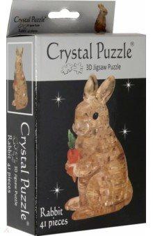 Купить 3D Пазл Кролик (90159), Crystal Puzzle, Объемные пазлы