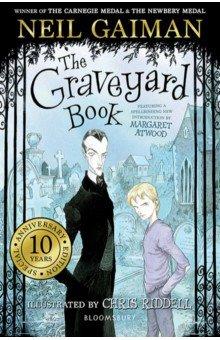 Купить The Graveyard Book, Bloomsbury, Художественная литература для детей на англ.яз.