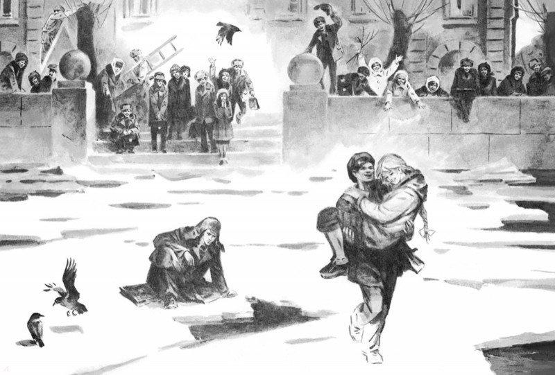 Иллюстрация 2 из 32 для Мы шли под грохот канонады - Юрий Иванов | Лабиринт - книги. Источник: Лабиринт