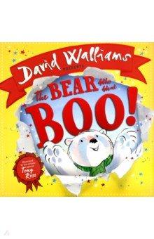 Купить The Bear Who Went Boo!, Harper Collins UK, Художественная литература для детей на англ.яз.