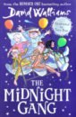 Walliams David The Midnight Gang сумка to be by tom beret