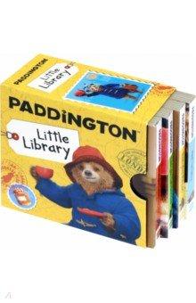 Купить Paddington Little Library (4 book set) film tie-in, Harpercollins, Художественная литература для детей на англ.яз.