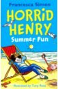Simon Francesca Horrid Henry. Summer Fun