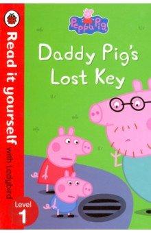 Купить Daddy Pig's Lost Key, Ladybird, Художественная литература для детей на англ.яз.