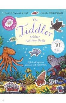 Купить Tiddler Sticker Activity Book, Scholastic UK, Книги для детского досуга на английском языке