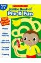 Jumbo Book of Pre-K Fun Workbook the crayons book of colours