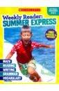 Weekly Reader: Summer Express (Between Grades 2&3) learning express phonics
