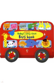 Baby's Very First Bus Book (board book) (Watt Fiona)
