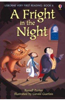 Купить A Fright in the Night, Usborne, Художественная литература для детей на англ.яз.