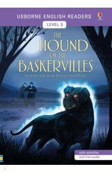 Купить The Hound of the Baskervilles, Usborne, Художественная литература для детей на англ.яз.