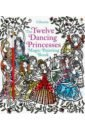 Davidson Susanna The Twelve Dancing Princesses Magic Painting Book into the magic shop
