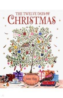 Купить Twelve Days of Christmas, Orchard Book, Художественная литература для детей на англ.яз.