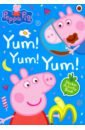 Peppa Pig: Yum! Yum! Yum! Sticker Activity Book peppa pig go go go vehicles sticker book