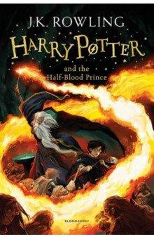 Купить Harry Potter 6: Half-Blood Prince (rejacketed.) HB, Bloomsbury, Художественная литература для детей на англ.яз.