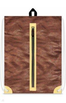 Сумка-мешок дорожная (шоколадный) (48791)