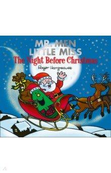 Купить Mr. Men: The Night Before Christmas, Egmont Books, Художественная литература для детей на англ.яз.