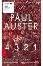 Auster Paul 4 3 2 1