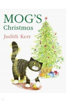 Купить Mog's Christmas, Harper Collins UK, Художественная литература для детей на англ.яз.