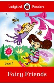 Купить Fairy Friends (PB) +downloadable audio, Ladybird, Художественная литература для детей на англ.яз.