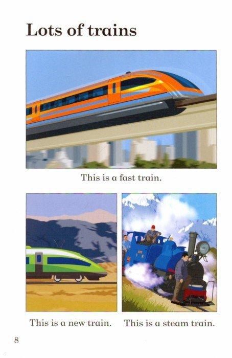 Иллюстрация 1 из 2 для Great Trains (PB) + downloadable audio - Sorrel Pitts | Лабиринт - книги. Источник: Лабиринт