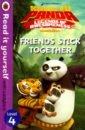 Kung Fu Panda: Friends Stick Together (HB),