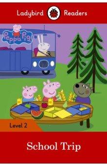 Peppa Pig: School Bus Trip (PB) + downloadable audio