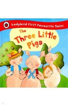 Купить The Three Little Pigs, Ladybird, Художественная литература для детей на англ.яз.