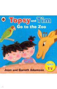 Купить Topsy and Tim: Go to the Zoo, Ladybird, Художественная литература для детей на англ.яз.