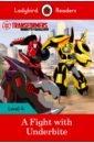 Обложка Transformers: A Fight with Underbite (PB) + audio