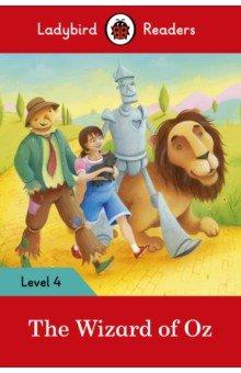 Купить The Wizard of Oz + downloadable audio, Ladybird, Художественная литература для детей на англ.яз.