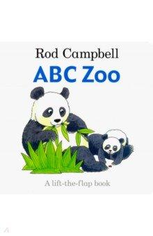 Купить ABC Zoo (board book), Mac Children Books, Первые книги малыша на английском языке