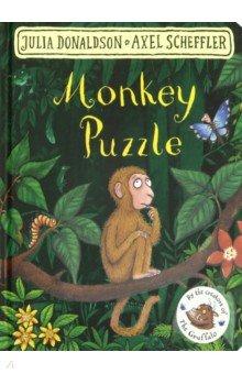 Купить Monkey Puzzle, Mac Children Books, Первые книги малыша на английском языке