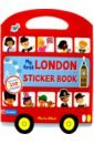 Billet Marion My First London Sticker Book