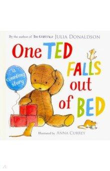 Купить One Ted Falls Out of Bed (Cased Board Book), Mac Children Books, Первые книги малыша на английском языке