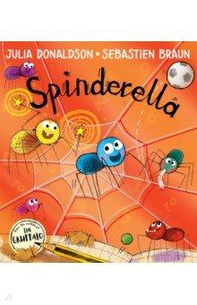 Купить Spinderella, Mac Children Books, Художественная литература для детей на англ.яз.