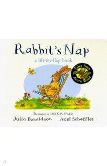 Купить Tales From Acorn Wood: Rabbit's Nap (board bk), Mac Children Books, Первые книги малыша на английском языке