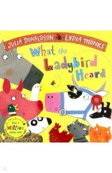 Купить What the Ladybird Heard, Mac Children Books, Художественная литература для детей на англ.яз.