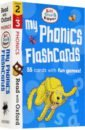 Biff, Chip and Kipper My Phonics Flashcards. Stages 2-3 123 flashcards