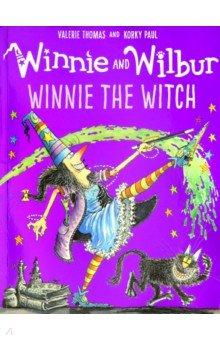 Купить Winnie and Wilbur. Winnie the Witch, Oxford, Художественная литература для детей на англ.яз.