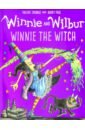 Thomas Valerie Winnie and Wilbur. Winnie the Witch not just a witch