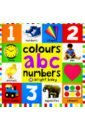 Colours ABC Numbers board book