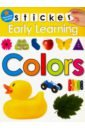 Priddy Roger Sticker Early Learning. Colors