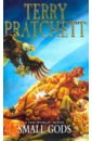 Pratchett Terry Small Gods peace and justice