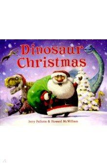 Dinosaur Christmas, Scholastic UK, Художественная литература для детей на англ.яз.  - купить со скидкой